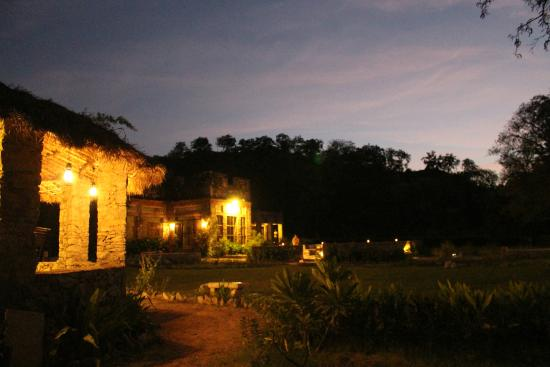 Ghanerao Jungle Lodge  Rajasthan