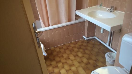 Hotel Residence Villiers : SDB