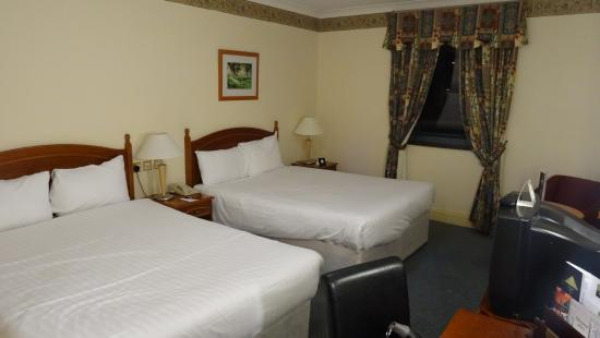 Great National South Court Hotel: beds