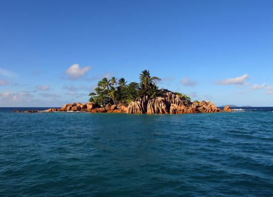 Pulau Praslin, Seychelles: Остров Saint-Pierre