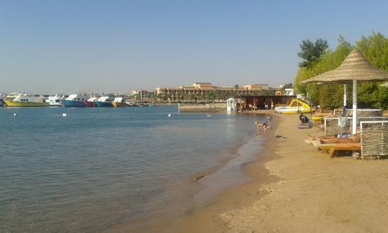 Schoner Strand Picture Of Siva Grand Beach Hotel Hurghada