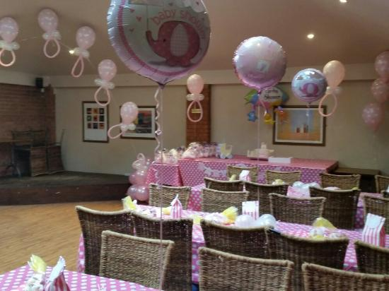 Ypres Tavern: Baby Shower In Our Function Hall