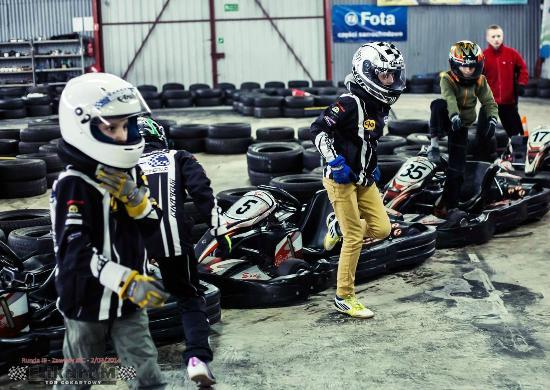 Zawody GP (gokarty Sodi z silnikami Honda) - Picture of Go-karts