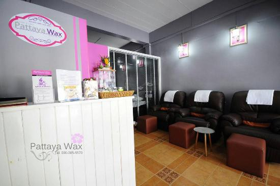 ‪Pattaya Wax Studio and Mini Spa‬