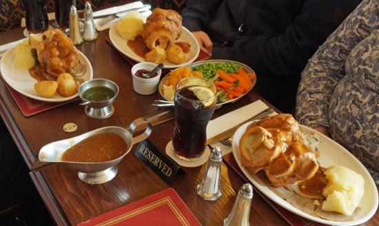 Hobson hotel: Cracking Sunday Lunch!