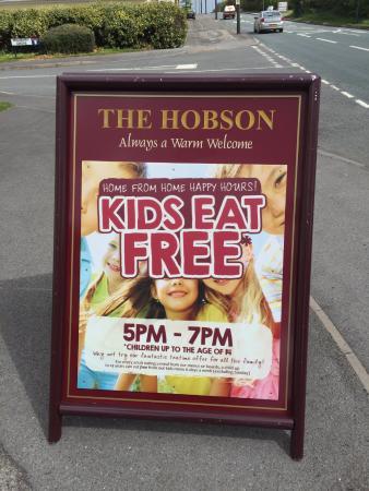 Hobson hotel: Good value!