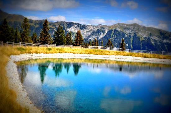 Racines (Ratschings), Italien: MondoAvventuraMontagna - lago