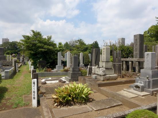 Somei Graveyard