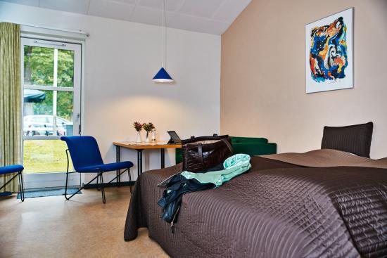 Skaelskoer, Dinamarca: Et dobbelt værelse