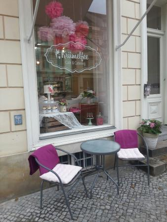 Krumelfee Cafe Catering Potsdam Restaurant Bewertungen