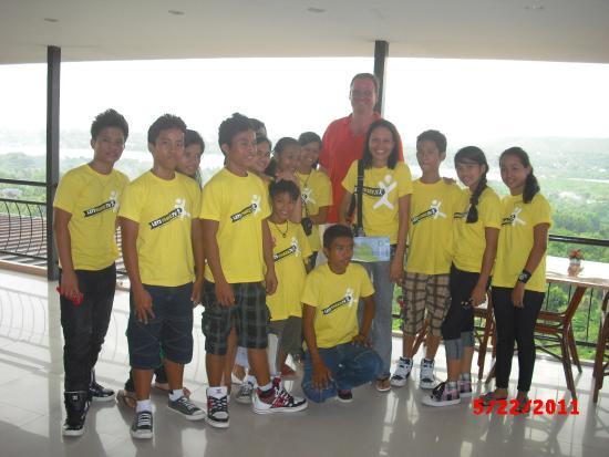 Bohol Vantage Resort: with the proprietor