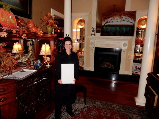 Saint James, MO: Shawnda, is a wonderful server and professional host!