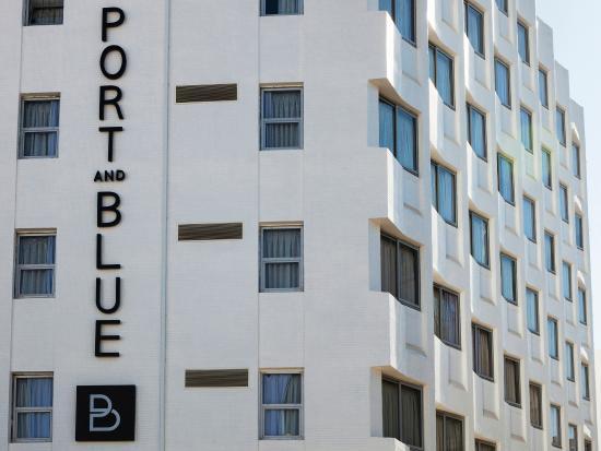 포트 & 블루 TLV 스위트 호텔