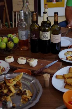 Roquebrun, Γαλλία: Goûtez nos saveurs locales