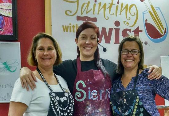 Bradenton, FL: Sierra and friends
