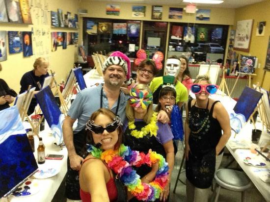 Bradenton, Floryda: Props and Selfie Stick