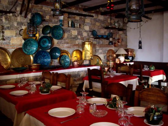 M'diq, Μαρόκο: Restaurant du Charme