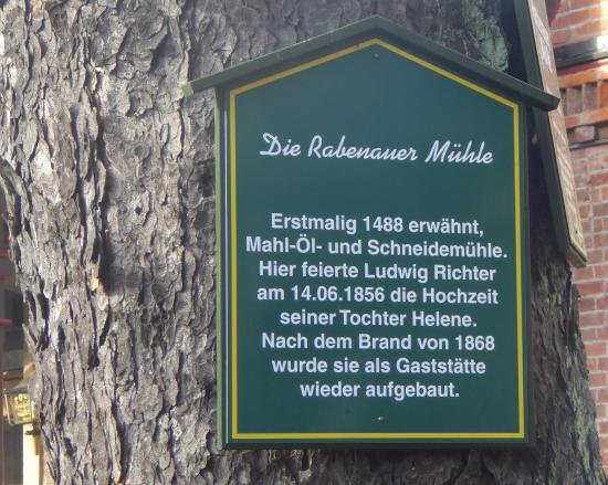 Rabenau, Deutschland: Geschichte