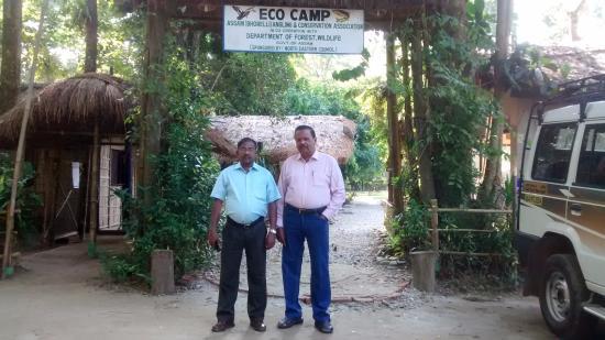 at nameri eco camp