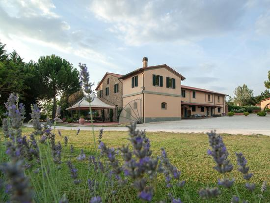 Agriturismo Ai Prati: Agriturismo vicino a Perugia