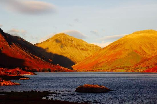 Nether Wasdale United Kingdom  city photo : After a very long walk from nether wasdale this was a great afternoon ...