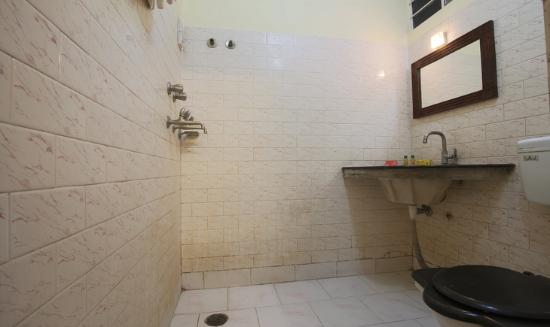 Hotel Bani Park Palace: Bathroom