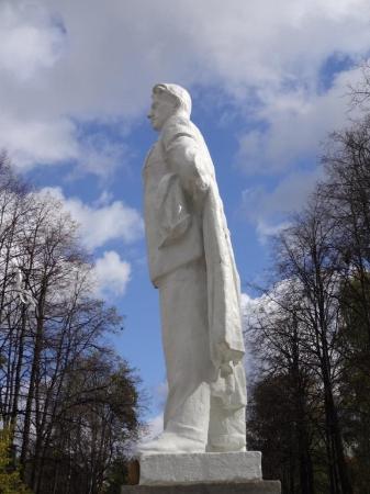 V.V. Mayakovskiy Monument