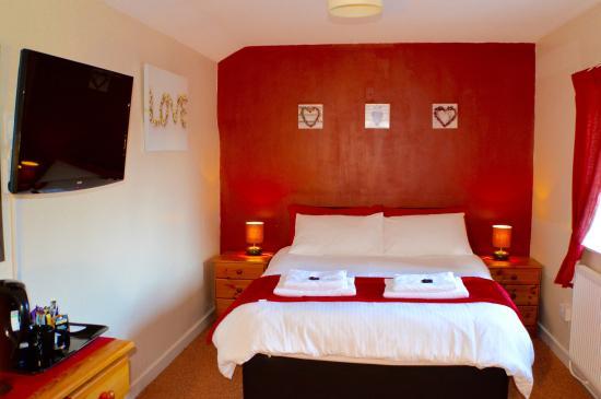 The Fox Inn : Double Room