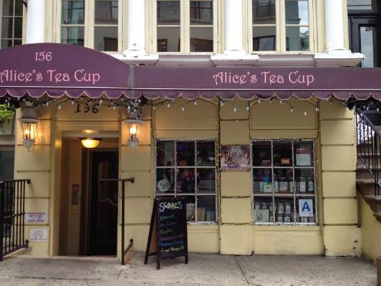 Alice's Tea Cup Chapter III: Fachada