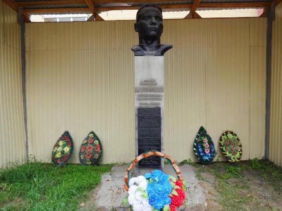 G.Ya Bakhchivadzhi Monument