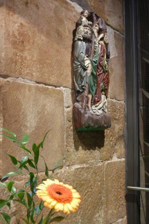 Klosterscheuer: Klösterliches