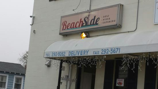 Beachside Deli and Pizza