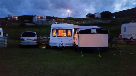 Rosguill Holiday Park : 20150714_225356_large.jpg