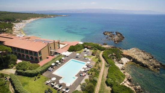 Matrimonio Spiaggia Alghero : Matrimonio simbolico spiaggia privata foto di hotel dei pini
