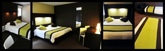 Golfe Hotel: chambre