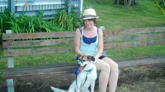 Sodus Point, estado de Nueva York: Assistan Innkeeper Emily