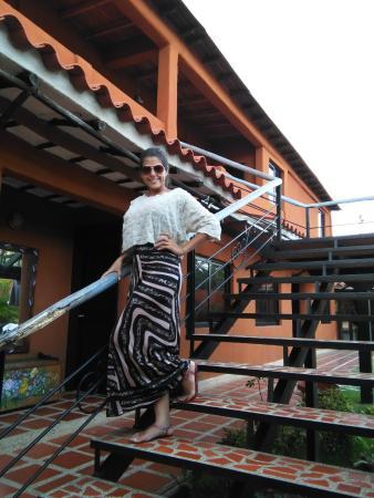 Casa Xiloé: Vista Piscina