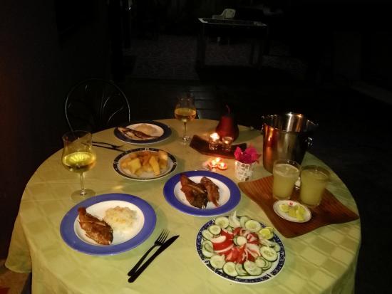 Casa Xiloé: Cena Especial