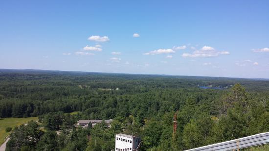 Pine Mountain: View
