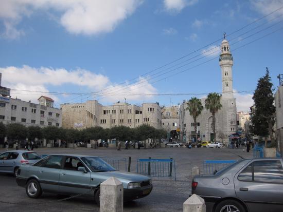 Bet Lehem HaGelilit, Israel: メンジャー広場
