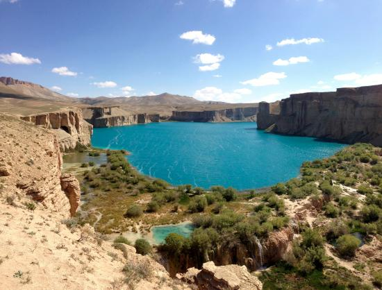 Band-e-Amir National Park (バーミヤーン)Band-e-Amir National ParkBand-e-Amir National Park