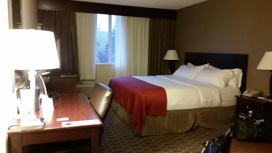 Holiday Inn Seattle - Issaquah: room with king bed