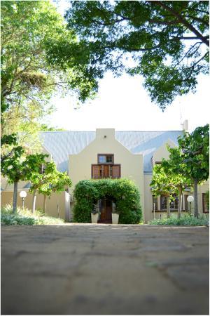Kroondal, Sudáfrica: Front Entrance