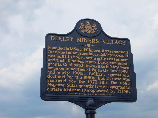Weatherly, PA: Historical Marker