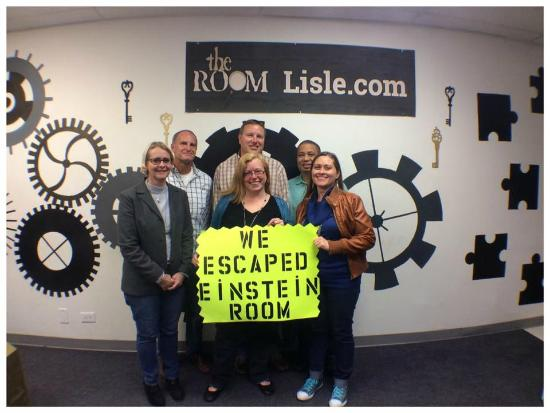 The Room - Mystery Escape Challenge