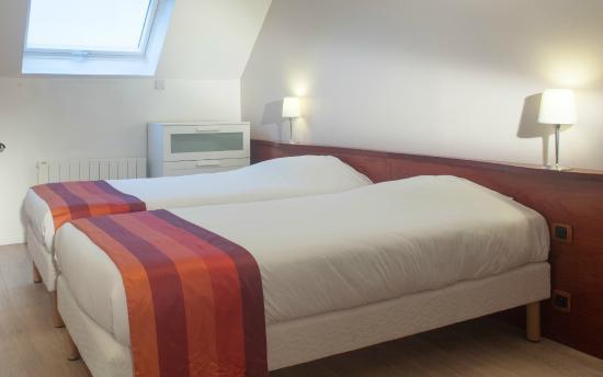 Hotel Morphee : Chambre Twin