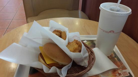 Mos Burger - Kaohsiung Zhongzheng