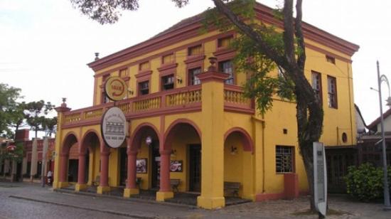 Buffet picture of casa dos arcos curitiba tripadvisor - Hostel casa dos arcos ...