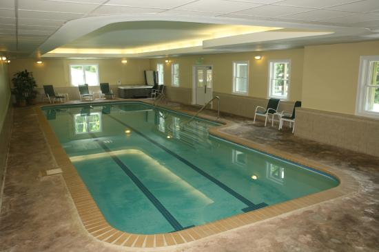 Palmer House: Indoor Pool / hot tub