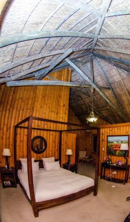 Addo Afrique Estate: Schlafzimmer mit kleinem Vorraum